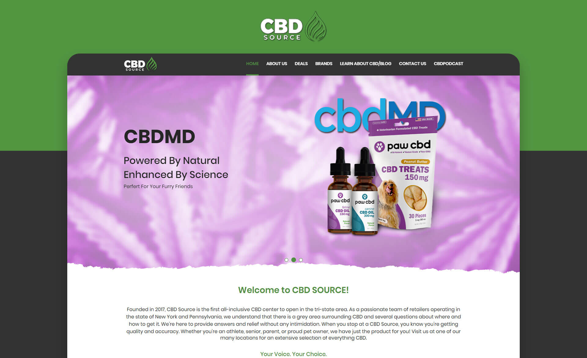 CBD Source