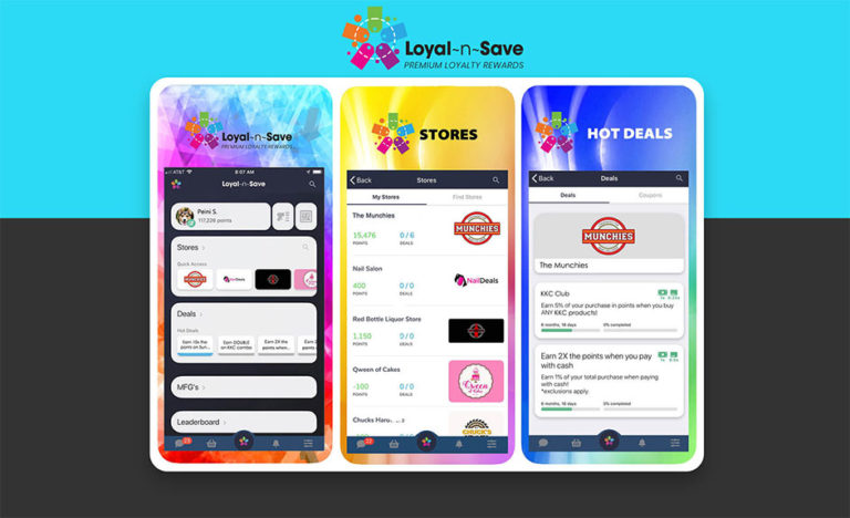 Loyal~N~Save | Mobile Application