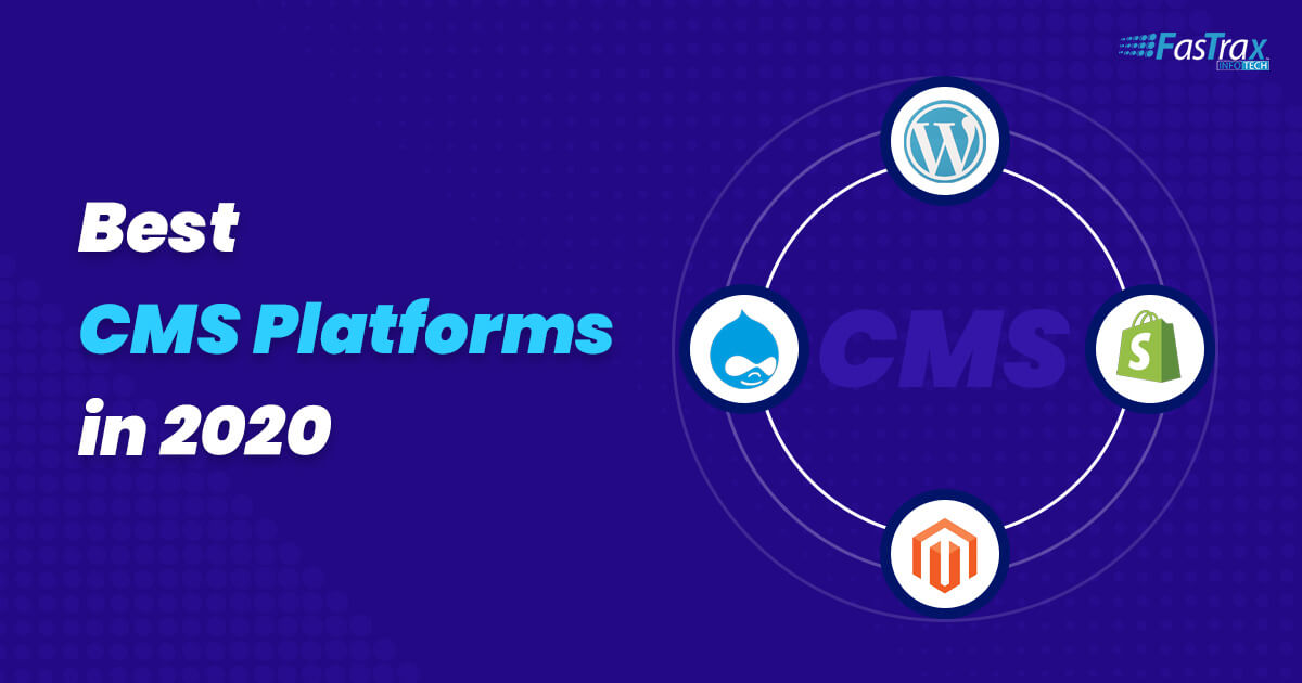 Best CMS Platforms in 2020