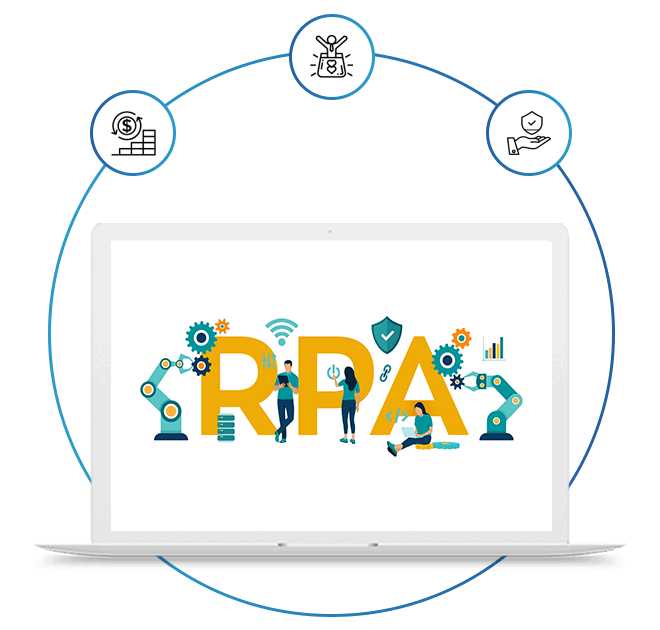 Empowering Businesses with End-to-end RPA solutions