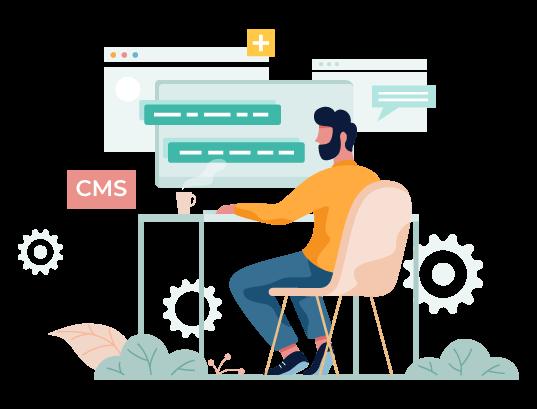 Delivering Customized Solution for Popular CMS platforms
