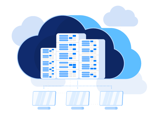We also Offer Hybrid Cloud Storage Solutions