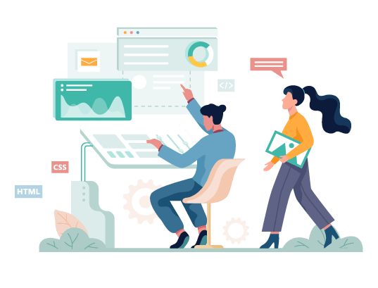Why FasTrax Infotech for Front-end Engineering Services?