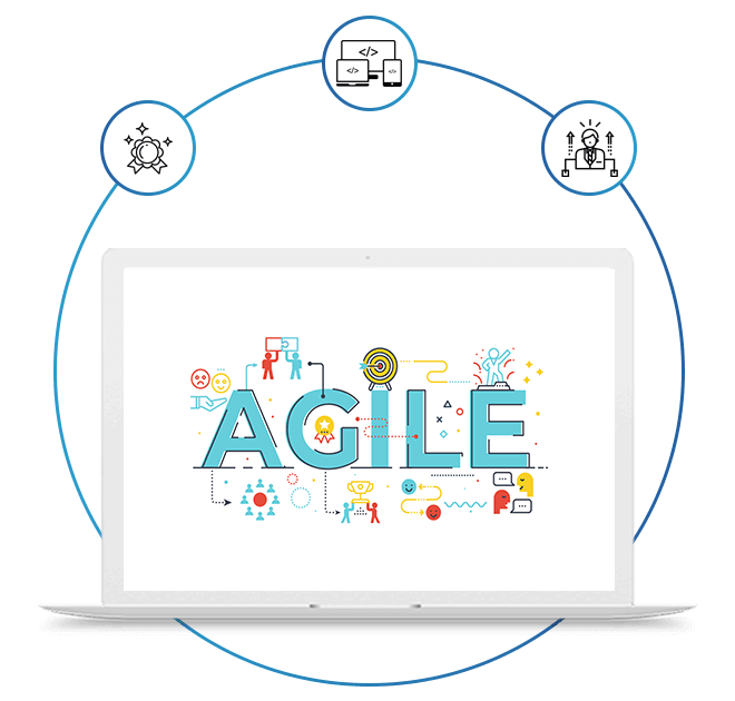 We Have Mastering in Business Agility